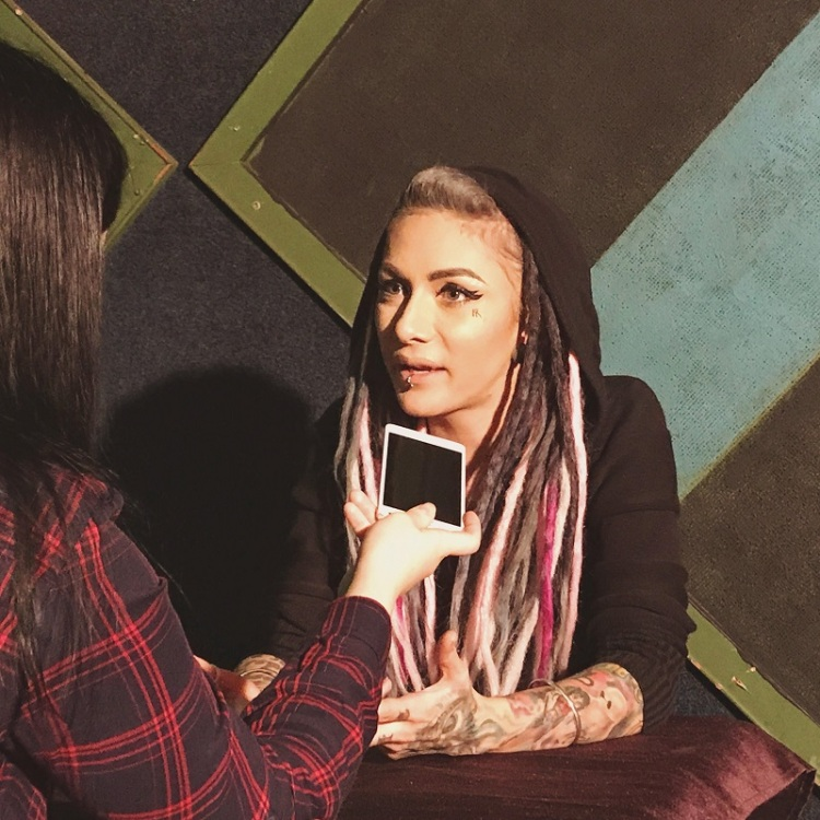 Lena_InfectedRain_Interview_photo
